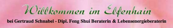 Feng Shui Beraterin & Selfnesscoach Gertraud Schnabel